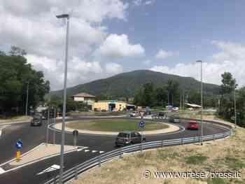 "Conclusi lavori rotatoria di Cugliate Fabiasco. Il sindaco Filippini: ""Opera essenziale per la sicurezza stradale"" - Varese7Press"