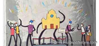 """""""Allegoria dei fatti di Santo Spirito"""": la nuova opera di Exit Enter   FUL Magazine - FUL - Firenze Urban Lifestyle"""