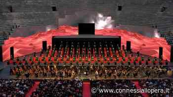 Verona, Arena Opera Festival 2021 - Aida diretta da Riccardo Muti - Connessi all'Opera