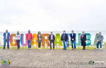 Guaratuba sediou encontro dos Secretários de Turismo e Cultura do Litoral Paranaense - Folha do Litoral News