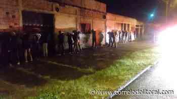 Polícia flagra festa clandestina em Guaratuba – Correio do Litoral - Correio do Litoral