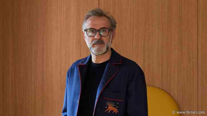 Massimo Bottura | Ristorante Cavallino - Ferrari Corse Clienti