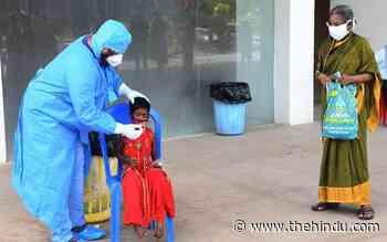 Coronavirus live updates | Congress releases report on COVID-19 mismanagement - The Hindu