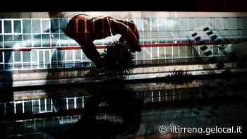 Luci e acqua sulla Dogana Il videoshow di Immersiva - Il Tirreno