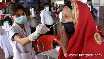 Coronavirus LIVE News Updates: At 6.62 lakh, active cases fall under seven lakh after 79 days - Firstpost