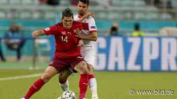 Eintracht Frankfurt: Lob für Steven Zuber von Sport-Boss Markus Krösche - BILD