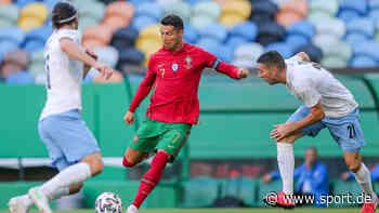 Mit Silva von Eintracht Frankfurt: DFB-Gegner Portugal in Torlaune vor der EM - sport.de