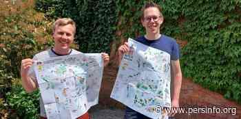 Speelkaart toont ontmoetingsplekken in Merchtem en deelgemeenten - Persinfo.org