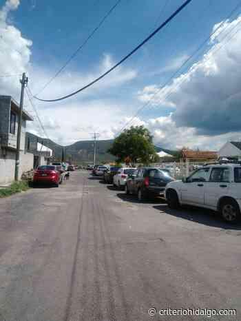 Cementerios estuvieron abiertos el Día del Padre en Ixmiquilpan - Criterio Hidalgo