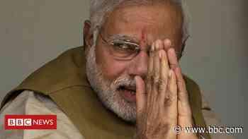 India economy: Seven years of Modi in seven charts - BBC News