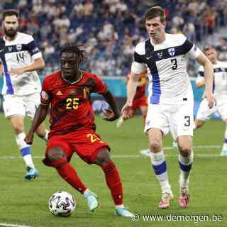 Jérémy Doku is volgens De Morgen-lezers Duivel van de match: 'Snel, sneller, snelst'