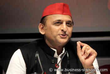 Akhilesh Yadav alleges UP govt hiding actual coronavirus death toll - Business Standard