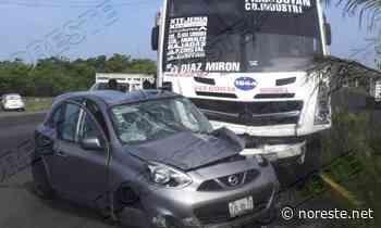 Automovilista muere conduciendo en la carretera Xalapa-Veracruz - NORESTE