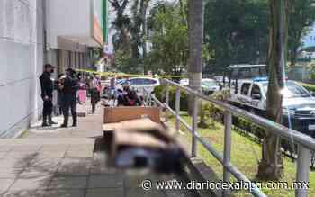 Hombre muere desangrado tras salir de una clínica, en Xalapa - Diario de Xalapa
