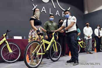 Presentan a Policía Ciclista de Xalapa | PalabrasClaras.mx - PalabrasClaras.mx