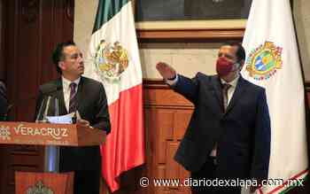 Evaristo Ovando Ramírez, nuevo titular de la Sedarpa - Diario de Xalapa