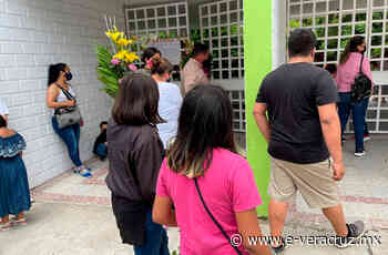 Niños no pudieron visitar a papá en panteón de Xalapa por covid - e-veracruz