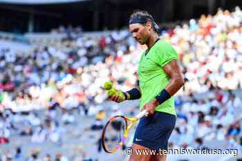 """Rafael Nadal's birthday becomes """"National Tennis Day"""" in Spain - Tennis World USA"""