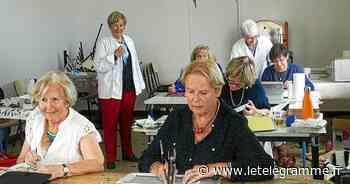 L'Atelier de Peinture sur porcelaine à Roscoff donne rendez-vous en septembre pour les nouvelles inscriptions - Le Télégramme