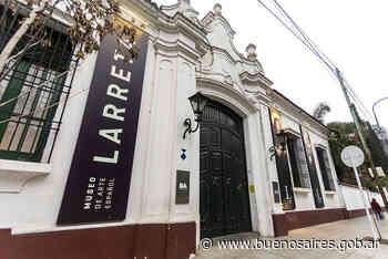 ¡El Museo Larreta te extrañaba!   Noticias - buenosaires.gob.ar