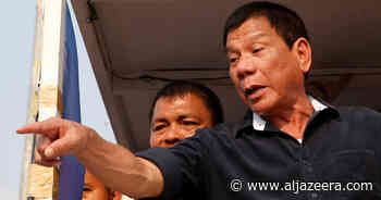 'Vaccine or jail?': Duterte warns as COVID's Delta variant surges - Al Jazeera English