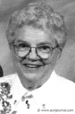 "Obituary: Winona ""Winnie"" K. Clark | Lewiston Sun Journal - Lewiston Sun Journal"
