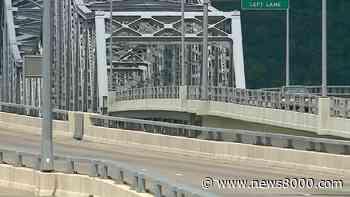 Winona Highway 43 bridge lane closure begins, DOT performing inspections - News8000.com - WKBT