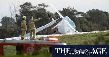 Mayor raises alarm after pilot seriously injured in plane crash near training airport