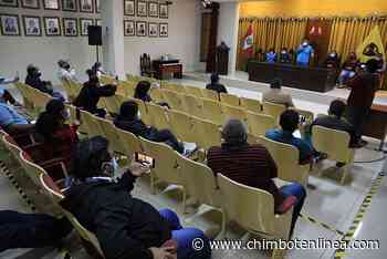 Briceño reiteró su compromiso de titular pueblos de Chinecas y del cono norte de Chimbote - Diario Digital Chimbote en Línea