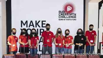 El colegio Nuestra Señora de las Mercedes de Granada, ganador del Audi Creativity Challenge - Granada Hoy
