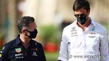 Toto Wolff: Checo Pérez condicionó la estrategia de Mercedes - ESPN