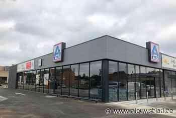 Aldi opent nieuwe grotere winkel aan Vloot Houthalen
