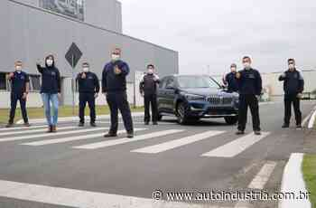 BMW promete acelerar ao atingir marco de 70 mil carros em Araquari – AutoIndústria - Autoindústria