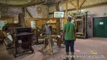 Strohmuseum Twistringen: Ab sofort wieder geöffnet - WESER-KURIER - WESER-KURIER