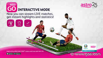 Immersive Euro 2020 experience with Interactive Mode