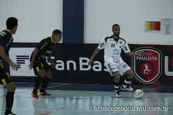 Futsal de Botucatu consegue vaga nas quartas de final na Copa da Liga Paulista | Jornal Acontece Botucatu - Acontece Botucatu