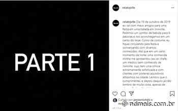 Jovem denuncia estupro coletivo em Joinville - ND Mais