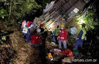 Prefeitura revela situação de rio após derramamento de óleo em Joinville - ND Mais
