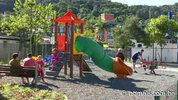 Revitalização transforma o centro e praças de Joinville - ND Mais