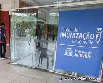 Aplicação em Joinville da segunda dose da vacina será ampliada a partir de julho - NSC Total