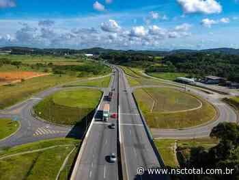 Rodovia em estudo, com passagem por Joinville, já teve proposta de traçado maior - NSC Total