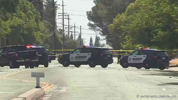 Man Allegedly Behind Bizarre Attack In Carmichael Shot By Victim's Wife
