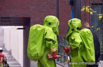 Heilsbronn: Illegale Chemikalien-Entsorgung sorgt für Feuerwehreinsatz - kleinere Explosionen - inFranken.de