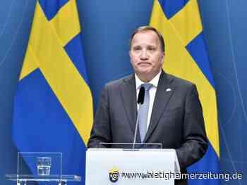 Parlament: Misstrauen vor Mittsommer: Politische Krise in Schweden - Bietigheimer Zeitung