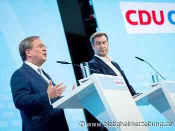 Bundestagswahl: Wahlprogramm: Union fordert Erneuerung und Stabilität - Bietigheim-Bissingen - Bietigheimer Zeitung
