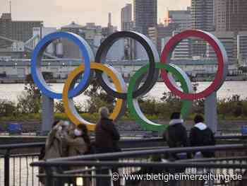 Olympische Spiele: Japan erlaubt Tausende heimische Zuschauer bei Olympia - Bietigheimer Zeitung