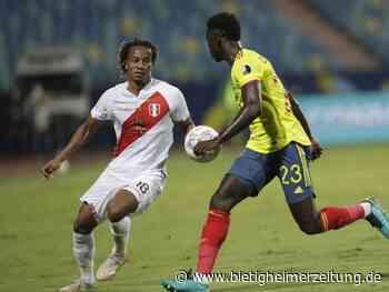 Südamerika-Meisterschaft: Peru schlägt Kolumbien in der Copa América - Bietigheimer Zeitung