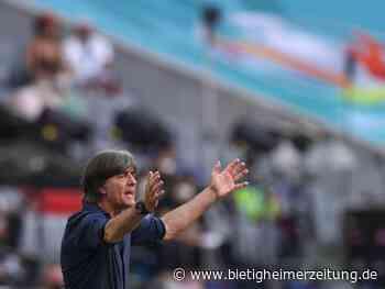 Fußball-EM: Letztes Gruppenspiel: Löw startet Ungarn-Schulung - Bietigheimer Zeitung