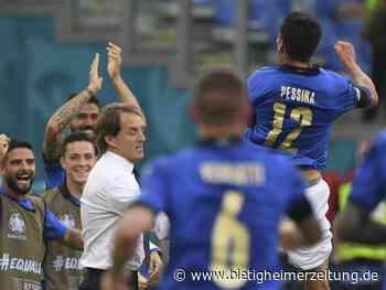 Fußball-Europameisterschaft: Italien ist Gruppensieger - UEFA prüft Neuers Kapitänsbinde - Bietigheimer Zeitung