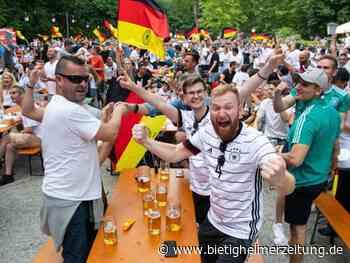 Europameisterschaft: Fußballfest in München zwischen Freude und Corona-Verstößen - Bietigheimer Zeitung